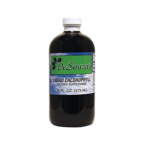 DeSouza's 100% Pure Liquid Chlorophyll