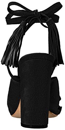 Schutz Womens Damila Dress Sandal Black