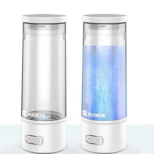 fd42bde5f8 AUGIENB WH01 USB Charging Portable Hydrogen-Rich Water Bottle Water  Generator Ionizer Maker Alkaline Energy