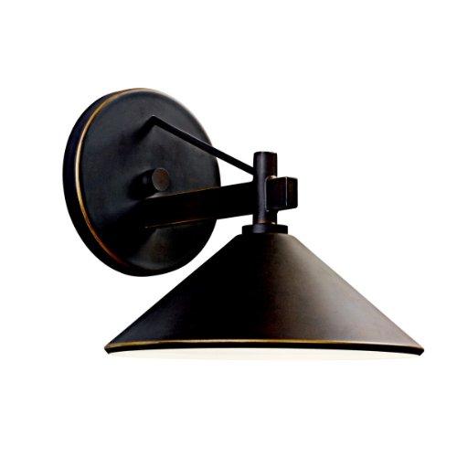 Olde Bronze Deck Light - 4