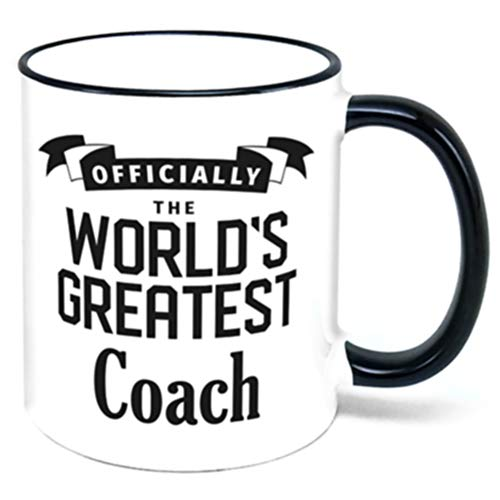 World's Greatest Coach Coffee Mug