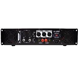 Seismic Audio - LE-3000 - Power Amplifier - 3000 Watts