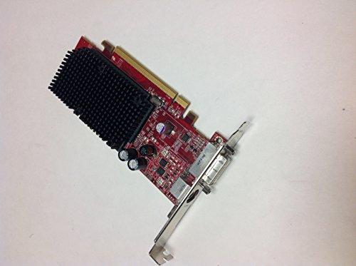 (Dell HJ513 ATI Radeon X1300 128MB DVI S-Video PCI-E Video Graphics Card Compatible Part Numbers: HJ513,)