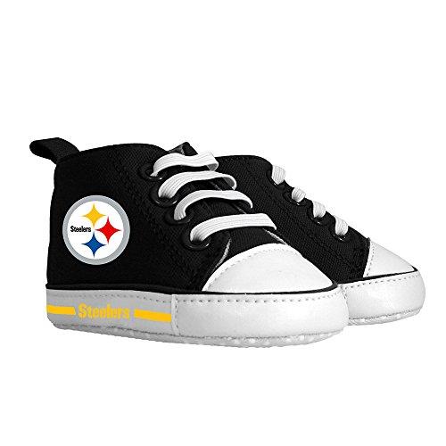 (Baby Fanatic Pre-Walker Hightop, Pittsburgh Steelers)
