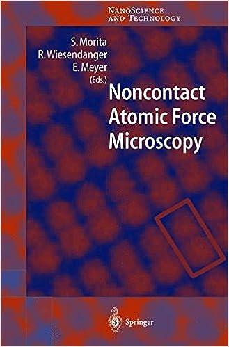 Download Noncontact Atomic Force Microscopy PDF, azw (Kindle), ePub