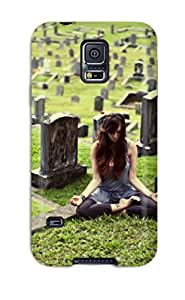 Sophie Dweck's Shop New Style Durable Pure Soul Ambience Back Case/cover For Galaxy S5