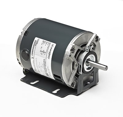 Marathon 4680 48Z Frame Open Drip Proof 5KH32FN3120T Belt Drive Motor, 1/4 hp, 1725 rpm, 115/208-230 VAC, 1 Split Phase, 1 Speed, Ball Bearing, Resilient Ring Mount by Marathon B007ZQKVK6