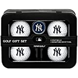 MLB New York Yankees Golf Ball (Set of 4)
