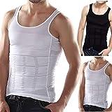 RUBS Slimming Tummy Tucker Slim & Lift Body Shaper Vest/Men's Undershirt Vest to Look Slim Instantly