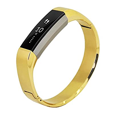 Fitbit Alta Classic Band,Biaoge Silicon Bracelet Strap Replacement Band For Fitbit Alta Smart Fitness Watch