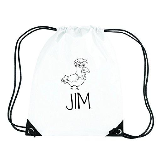 JOllipets JIM Turnbeutel Sport Tasche PGYM5491 Design: Hahn KbHmm