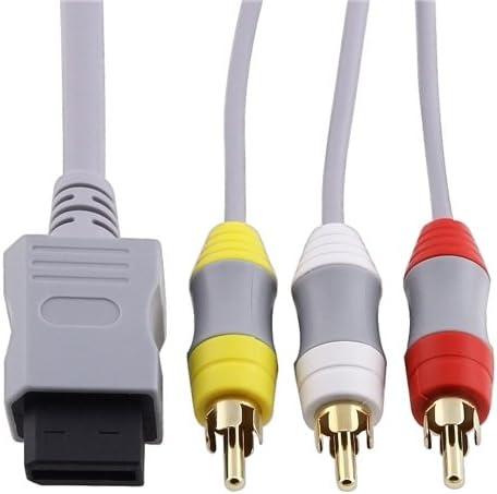 AV Cable Componentes HD Pro Consola HDTV Para Nintendo Wii: Amazon.es: Videojuegos