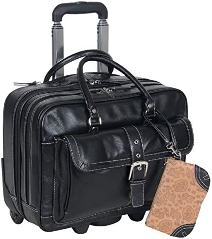 Heritage Travelware Compartment Portfolio Overnighter product image