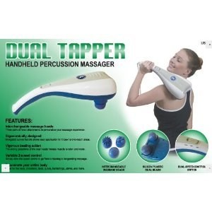 Back Massager Thumper Hand Tapper