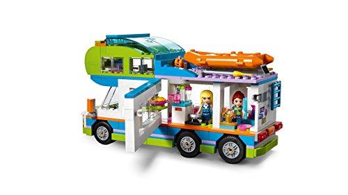 LEGO Friends 41339 Mias Wohnmobil Cooles Kinderspielzeug LEGO LEGO Bau- & Konstruktionsspielzeug LEGO Baukästen & Sets