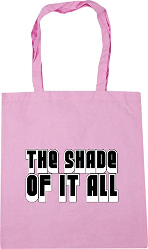 Bag HippoWarehouse Classic of Tote x38cm shade Shopping 42cm Gym litres Pink 10 it The all Beach zprqzF