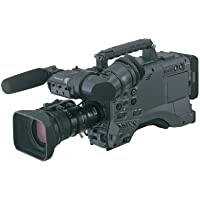 Panasonic AG-HPX500PJ Shoulder Mounted P2 Camcorder with 3.5-Inch LCD (Black)