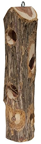 Pine Tree Farms 5000 Log Jammer Feeder For Suet Plugs - Seed Suet Holder