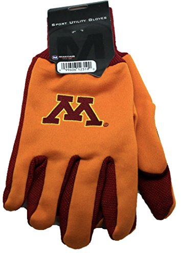 Tigers Ncaa Christmas Stocking - NCAA Minnesota Gophers Utility Gloves-One Size Fits Most