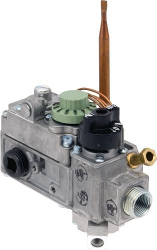 Action Pilot - Robertshaw 710-205 Hydraulic Snap Action Gas Valve, 1/2