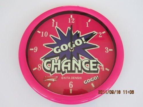 Malabarista GOGO! OPORTUNIDAD fosforescente reloj de pared de ...