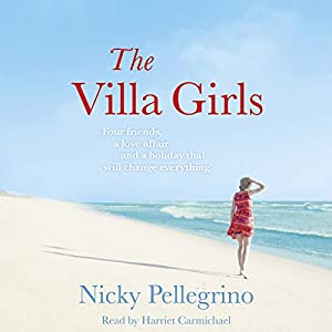 The Villa Girls Audiobook