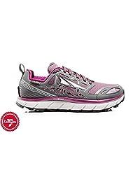 Altra Lone Peak 3.0 Low Neo Trail Running Shoe - Women's Gray/Purple, 6.0