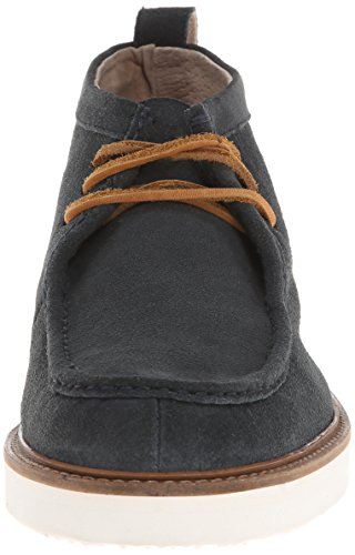 ANDREW MARC Mens Haven Chukka Boot Petrol/White/Dark Cymbal 4qEuZGgpAo