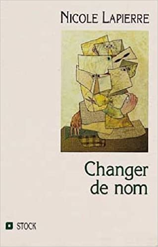 En ligne Changer de nom pdf, epub ebook