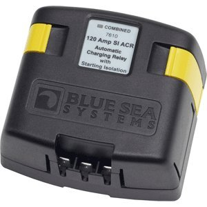 Blue Sea 7610 120 Amp SI-Series Automatic Charging Relay by Blue Sea Systems