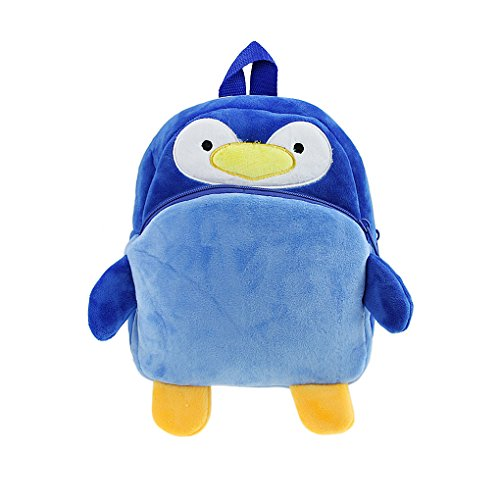 FakeFace® Neu Rucksack Schulrucksack Schultasche Kindertasche Kinderrucksack Cartoon Backpack Schöne für Outdoor Kindergarten Blau