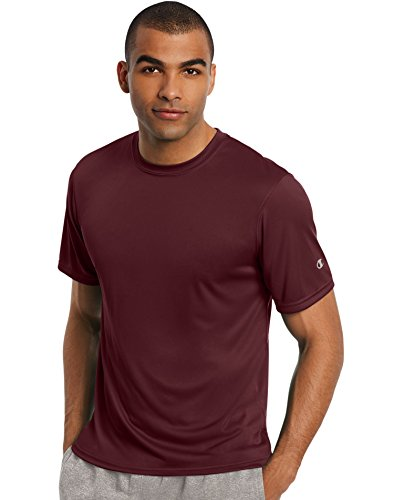 Champion T0022 Core Training Tee - Maroon - XL T0022