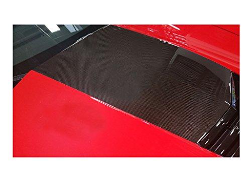 2015 2016 Z06 Z07 Corvette Stingray C7 B92Stinger Hood Decals (Ray Stripe)