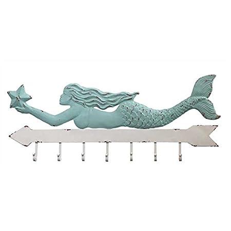 41gjS9munEL._SS450_ Mermaid Home Decor