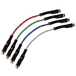 Audioquest Hl-5 Tonearm Headshell Leads