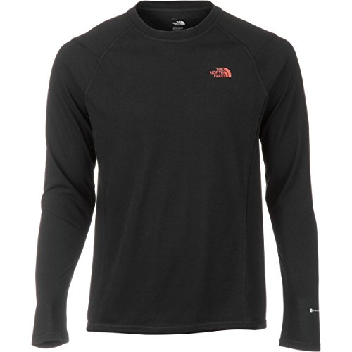 The North Face Men's Long Sleeve FlashDry Crew, TNF Black ()