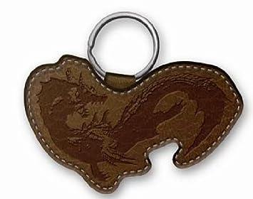 Monster Hunter silhouette keychains la Cruz gear (japan ...