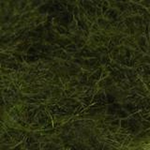 TroutHunter CDC Dubbing - 1g - Dark Olive - Fly Tying
