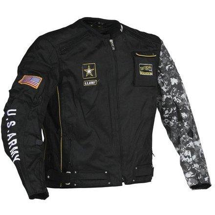 Army Alpha Textile Jacket - 9