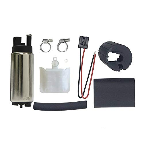 Genuine 255LPH High Flow New Electric Fuel Pump & Install Kit Fit Multiple Models GSS342 382
