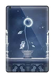 5052715K12842280 Premium Protection Moon Flowers Case Cover For Ipad Mini 3- Retail Packaging