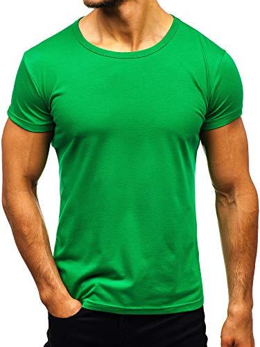Uomo Bolf Basic Da shirt Verde Quotidiana ak999a 3c3 Liscia Classica – T q78Brw7A