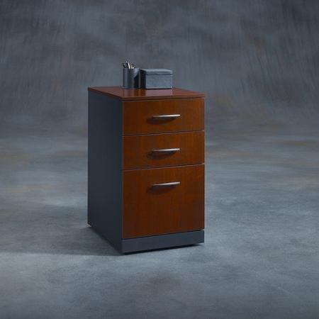 Via 3 Drawer Pedestal - 4
