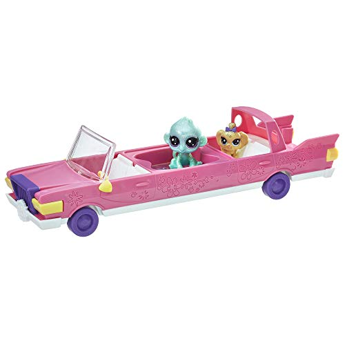 - Littlest Pet Shop Stylin Stretch Limo(Amazon Exclusive)
