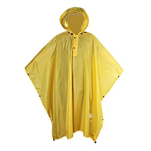 Waterproof Rain Poncho