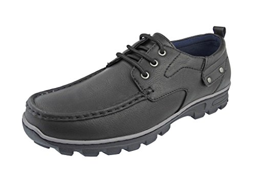 Aldo-Rossini-Mens-Aiden-2-Vegan-Leather-Lace-Up-Moc-Toe-Oxford-Shoes