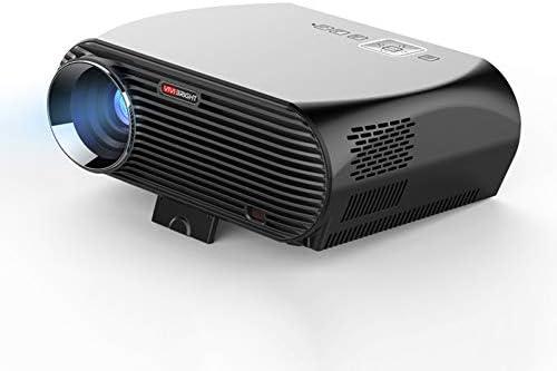 LYXLQ Proyector Full HD, Smart Wireless WiFi portátil proyector ...
