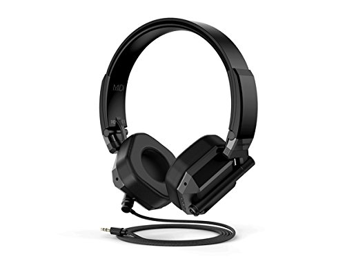 (BOOMBOTIX MIDI Over The Ear Foldable Headphones Wireless Bluetooth / Wired With Built-in Mic For Cell Phones - PC - TV)