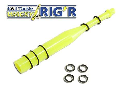 K&J Wacky RIG'R Senko Worm Fishing Tool