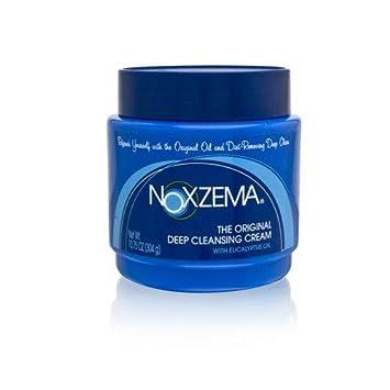 How To Use Noxzema >> Amazon Com Noxzema The Original Deep Cleansing Cream With